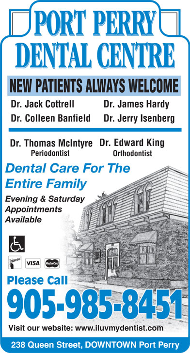 Ads Port Perry Dental Centre