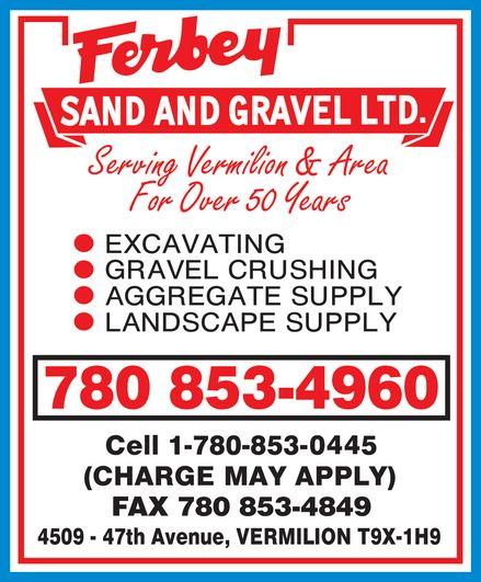 Ads Ferbey Sand & Gravel Ltd
