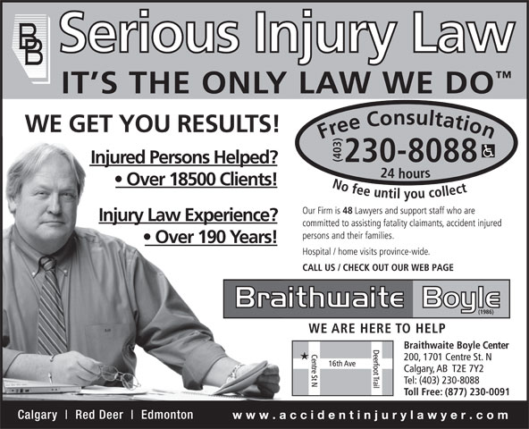 Ads Braithwaite Boyle Injury Law