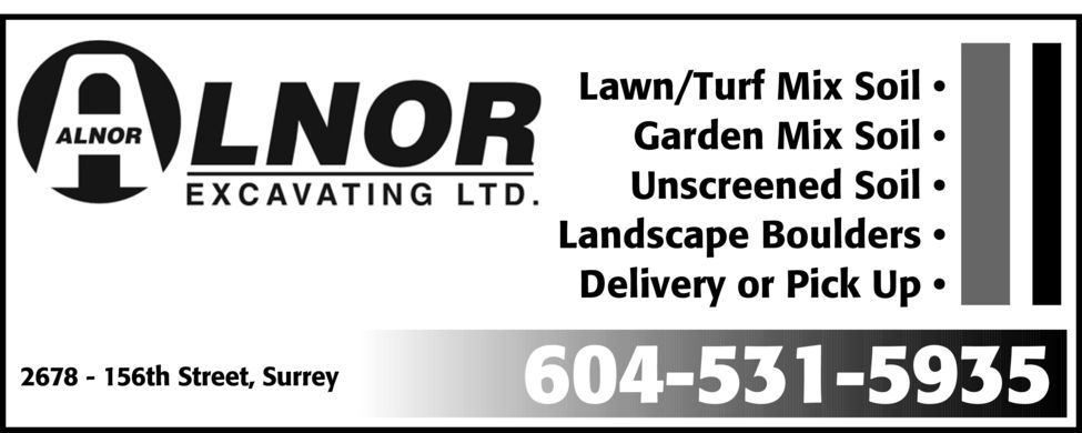 Ads Alnor Excavating Ltd