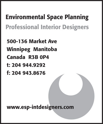 Ads Environmental Space Planning