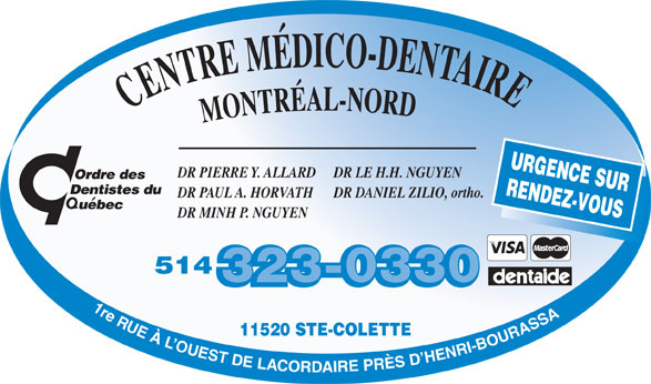 Ads Centre Mdico-Dentaire Montral-Nord