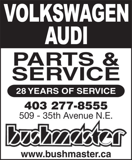 Ads Bushmaster Ltd