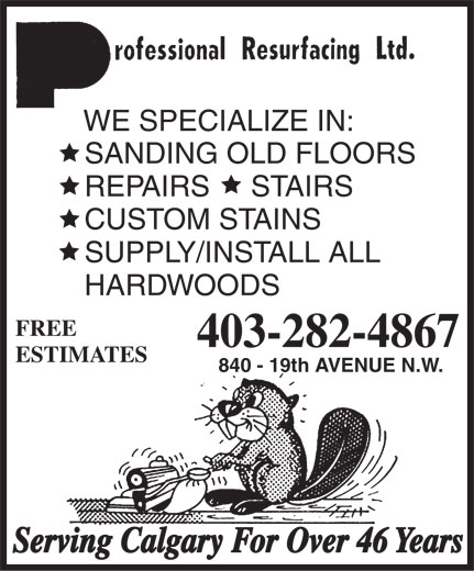 Ads Professional Resurfacing Ltd