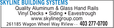 Ads Skyline Roofing Ltd