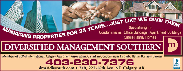 Ads Diversified Management Southern