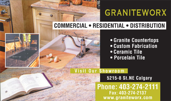 Ads Graniteworx Inc