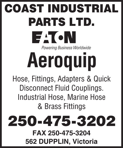 Ads Coast Industrial Parts Ltd