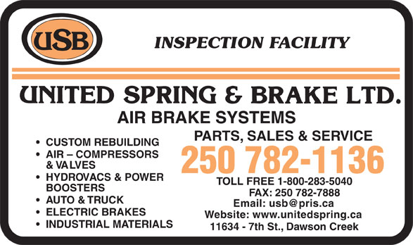 Ads United Spring & Brake Ltd