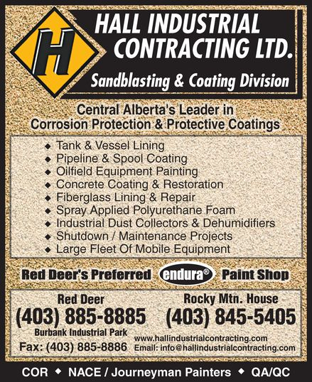 Ads Hall Industrial Contracting Ltd