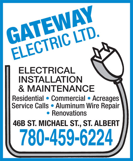 Ads Gateway Electric Ltd