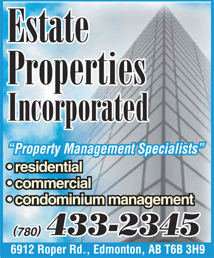 Ads Estate Properties Incorporated