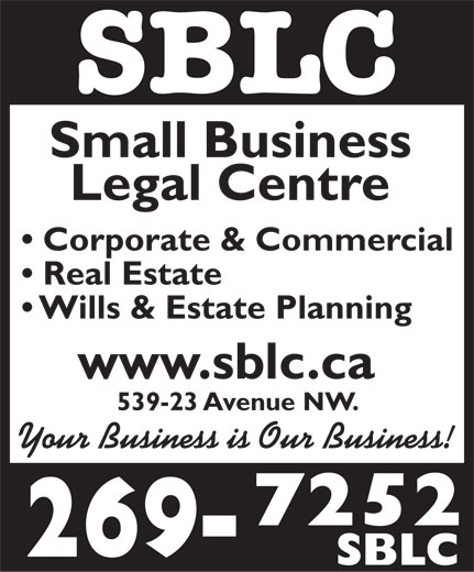 Ads Small Business Legal Centre