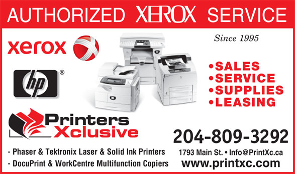 Ads Printers Xclusive Ltd