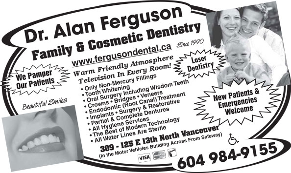 Ads Ferguson Alan Dr Inc