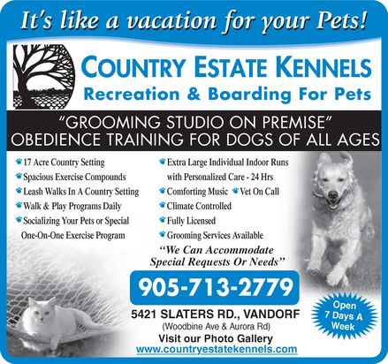 Ads Country Estate Kennels