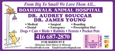 Ads Boardwalk Animal Hospital