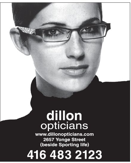 Ads Dillon Opticians Ltd
