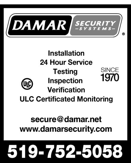 Ads Damar Security Systems