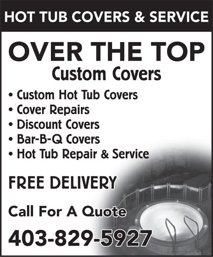 Ads Over The Top Custom Covers