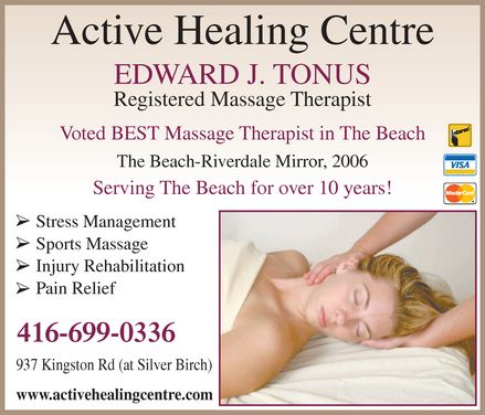 Ads Active Healing Centre