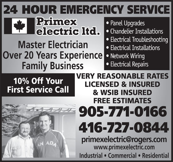 Ads Primex Electric Ltd