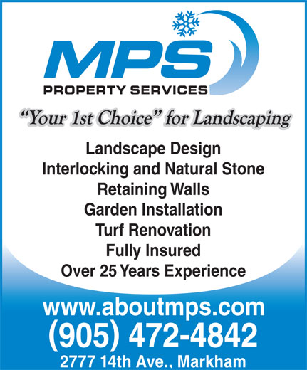 Ads MPS Property Services Ltd