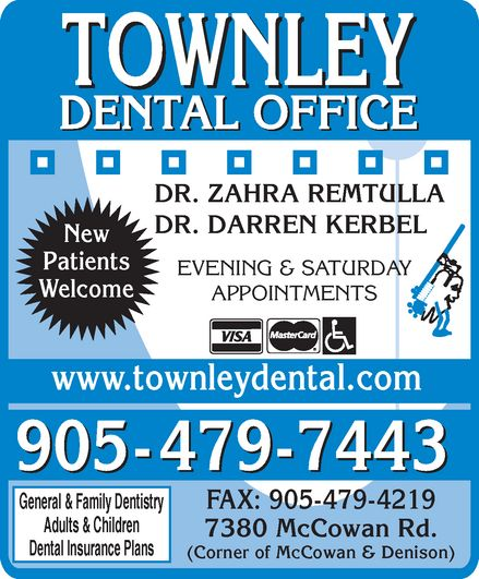 Ads Townley Dental Office