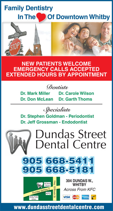 Ads Dundas Street Dental Centre