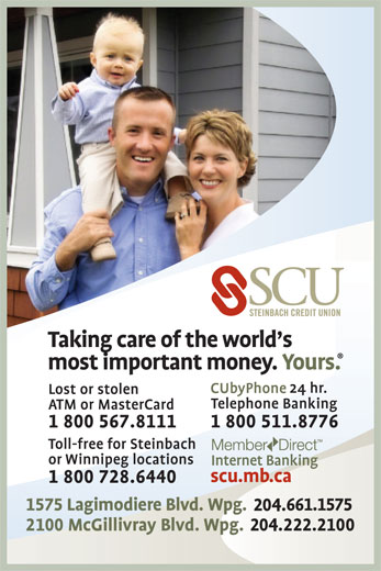 Ads Steinbach Credit Union