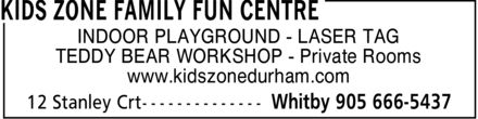 Ads Kids Zone Family Fun Centre