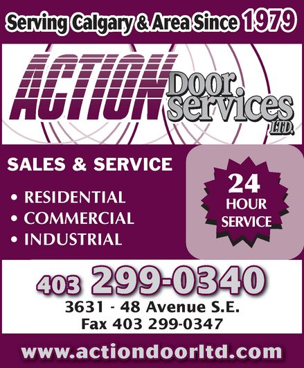 Ads Action Door Services Ltd