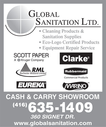 Ads Global Sanitation Ltd