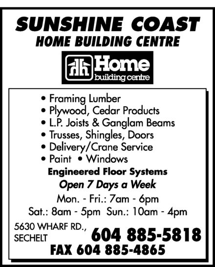 Ads Home Building Centre