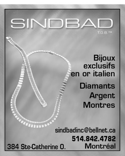 Ads Sindbad Inc