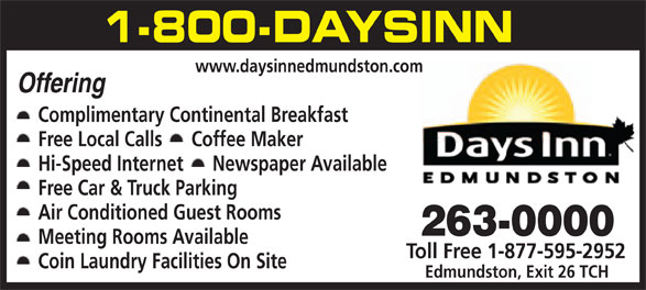 Ads Days Inn