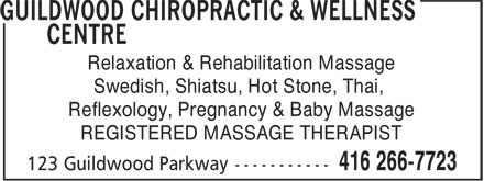 Ads Guildwood Chiropractic Centre