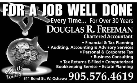 Ads Freeman Douglas R
