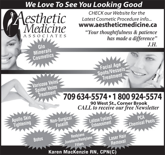 Ads Aesthetic Medicine Associates