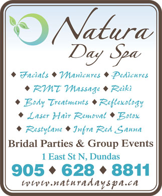 Ads Natura Day Spa