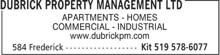 Ads Dubrick Property Management Ltd