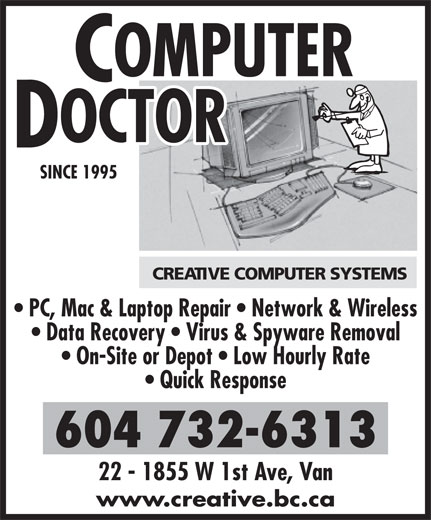 Ads Creative Computer Systems