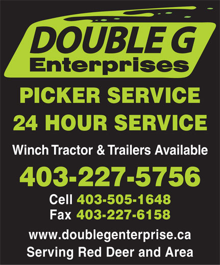 Ads Double G Enterprise