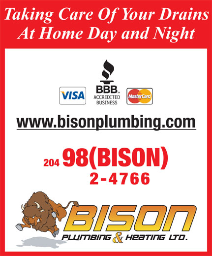 Ads Bison Plumbing & Heating Ltd
