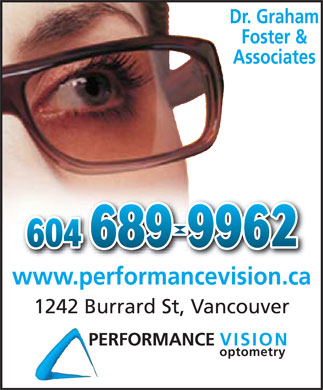 Ads Performance Vision Optometry