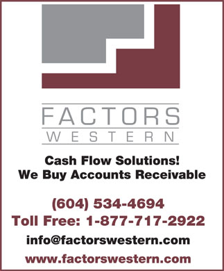 Ads Factors Western Ltd