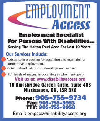 Ads Employment Access