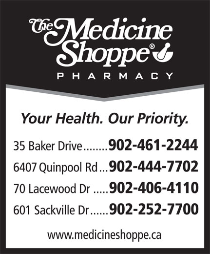 Ads Medicine Shoppe Pharmacy, The