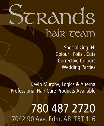 Ads Strands Hair Team