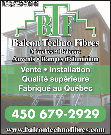Ads Balcon Techno Fibres